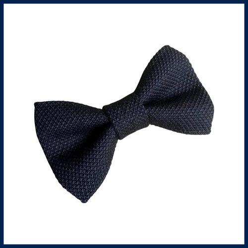 Renate Nederpel Bow Tie Donkerblauw