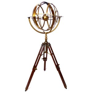 Classic Decor Globe on Tripod