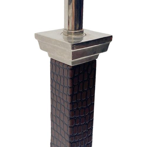 Croco Vintage Lamp