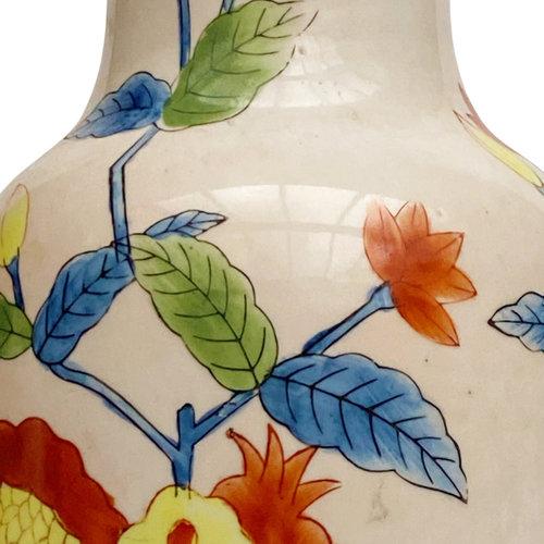 Entrepôt Holland Collection Oriental Vintage Vase