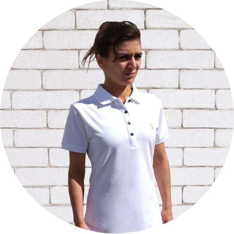 Lindaren Polo Shirt für Damen