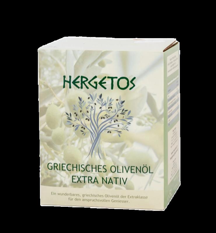 Hergetos 5l Hergetos Olio d'oliva