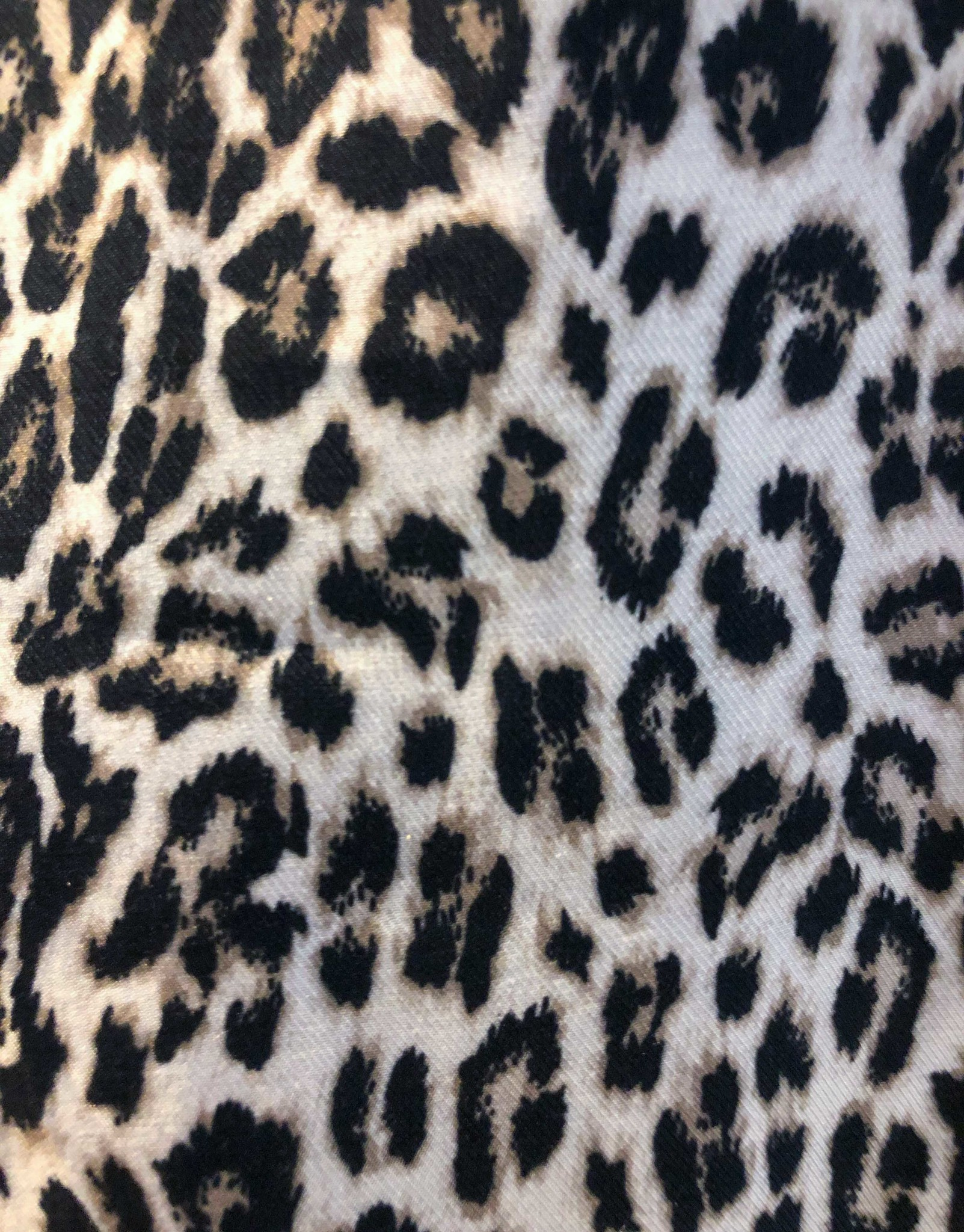 Blouse tijgerprint Ambra