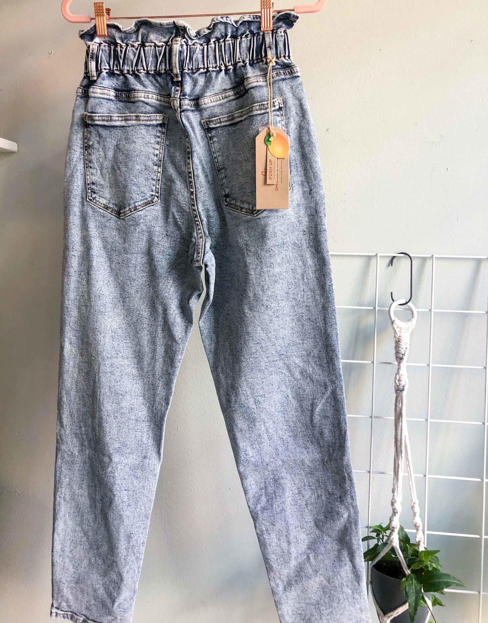 Jeans licht Chiara