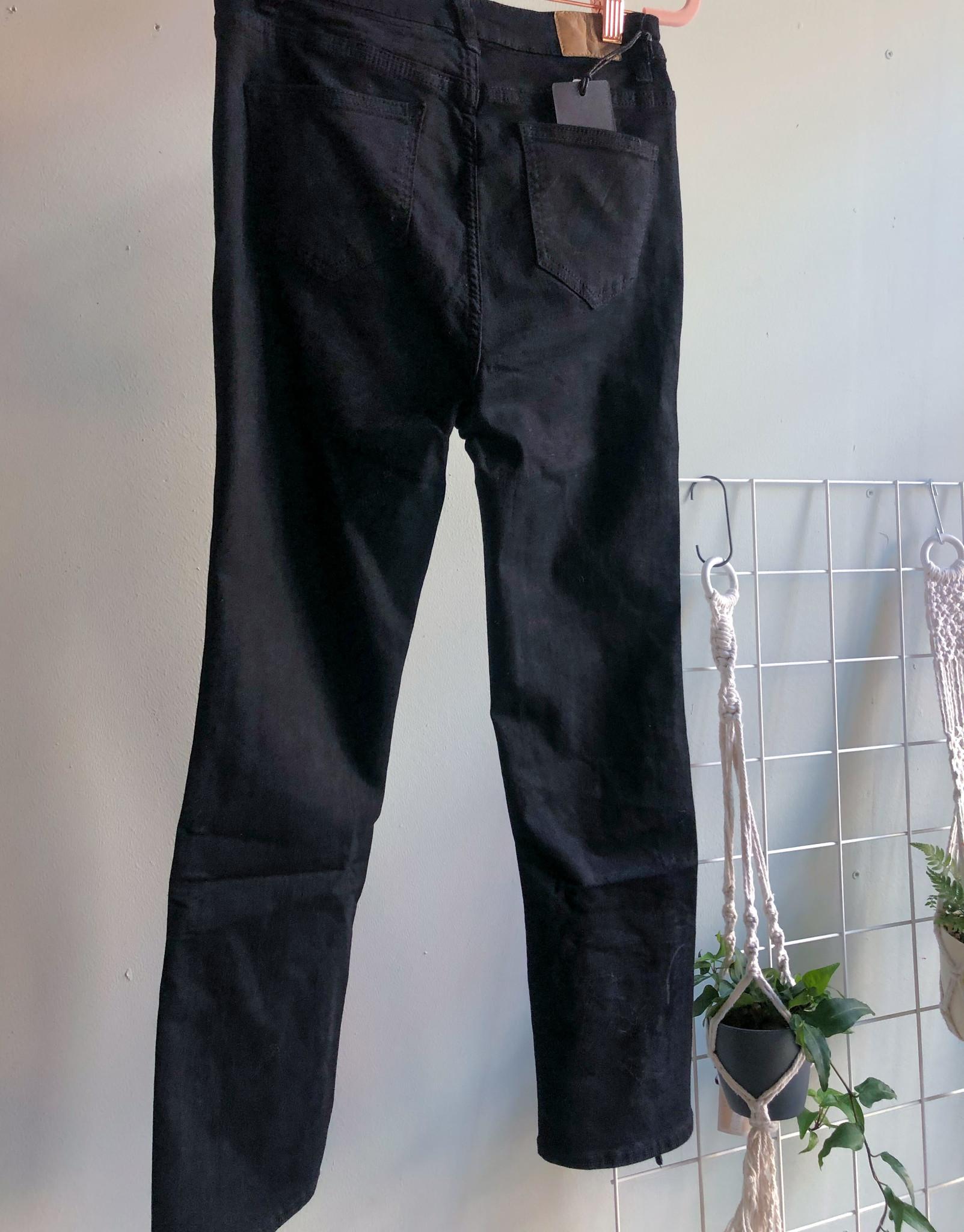 Zwarte Jeans Carlotta