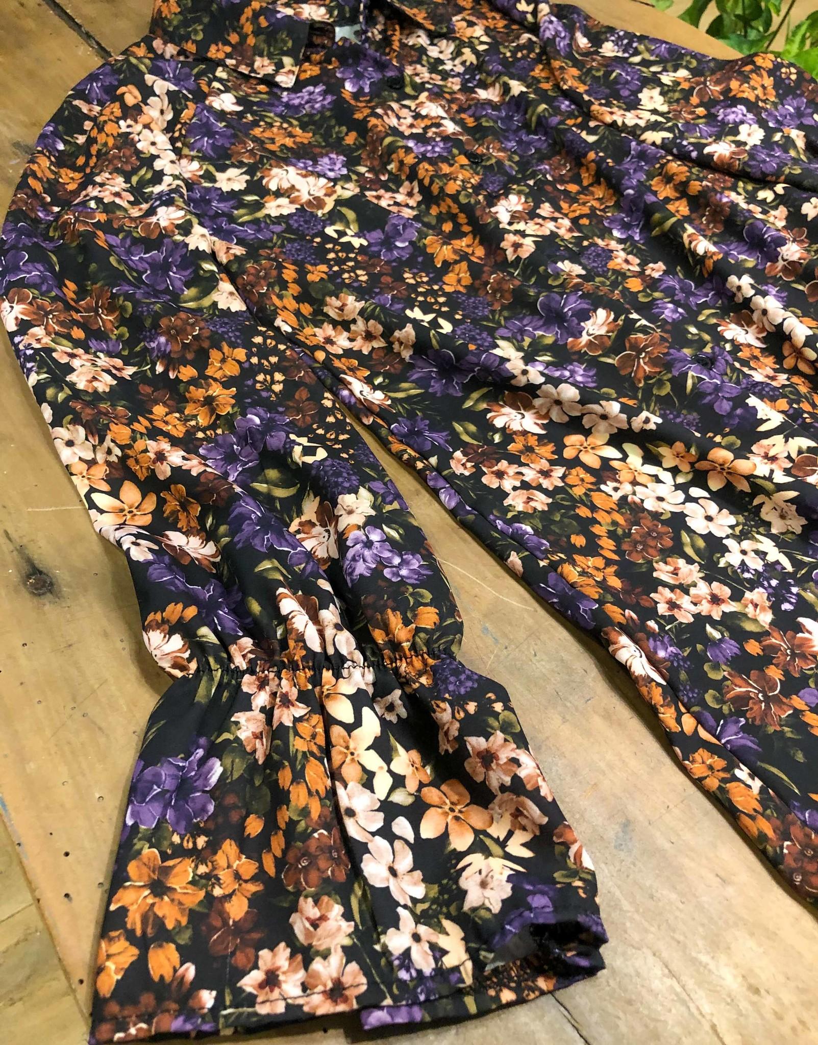 Blouse Acadia bloemen