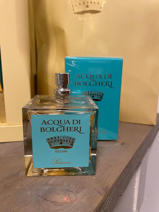 Acqua di Bolgheri Scirocco parfum, 100 ml.