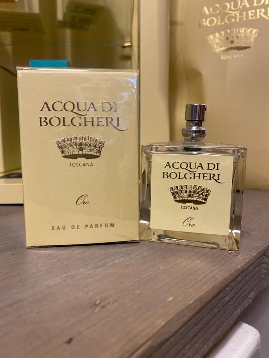 Acqua di Bolgheri Oro Parfum