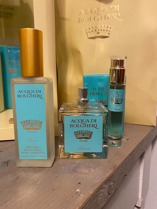 Scirocco parfum, tasverstuiver
