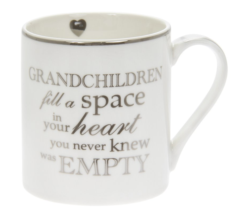 Grandchildren fill a space in your heart you never knew was empty