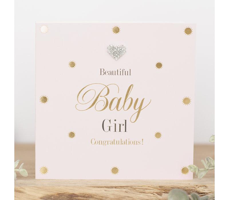 Beautoful baby girl congratulations!