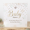 TOUCH OF GOLD Baby shower for the fabulous mummy to be, on your baby shower