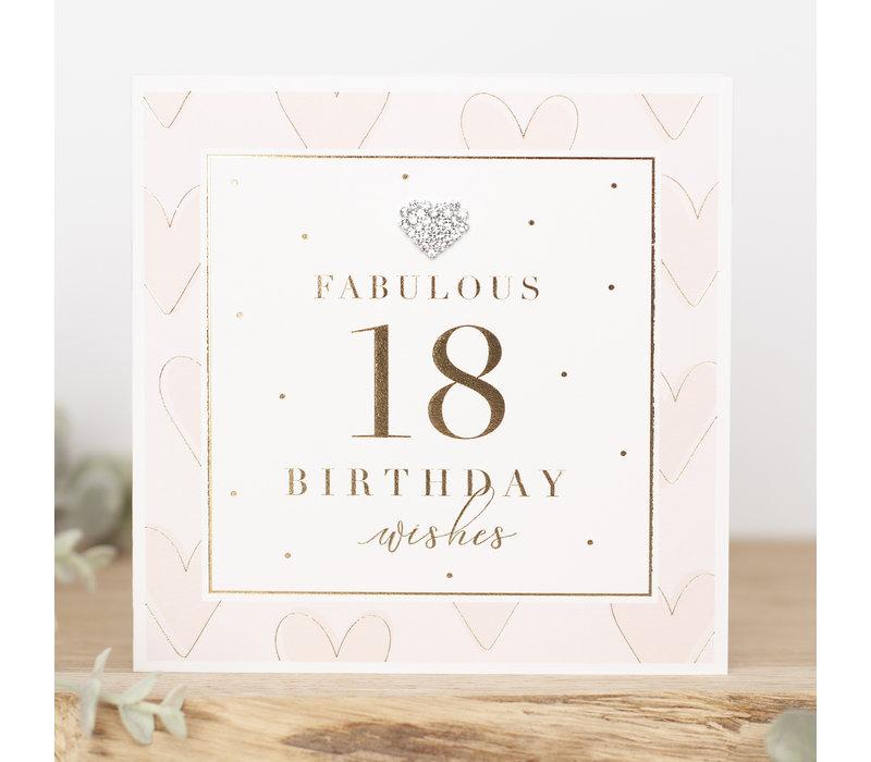 FABULOUS 18 birthday wishes