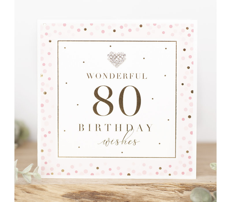 WONDERFUL 80 birthday wishes