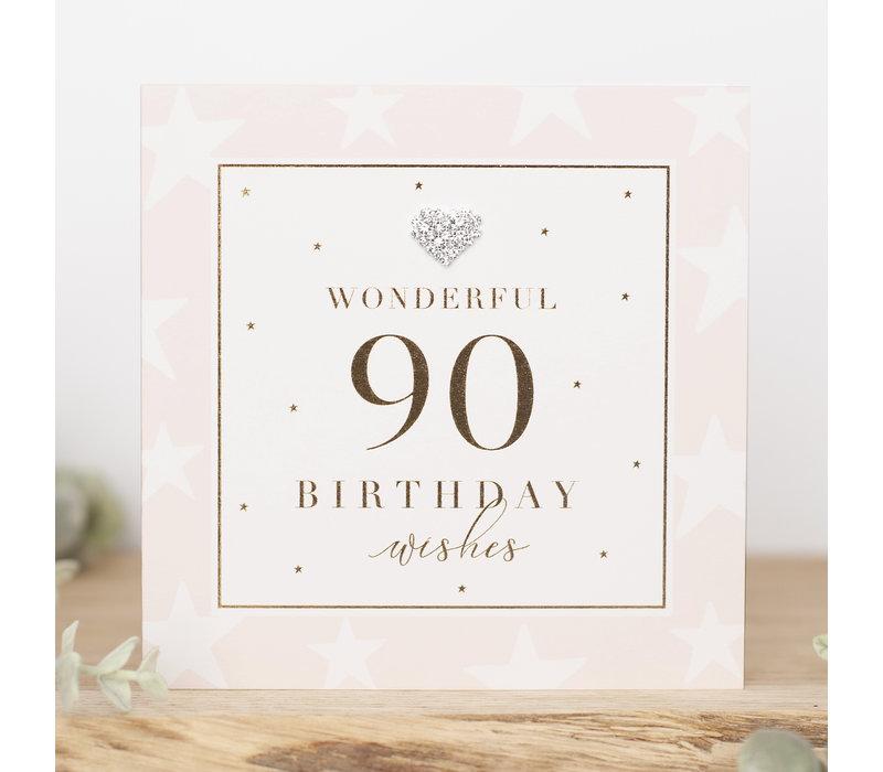 WONDERFUL 90 birthday wishes