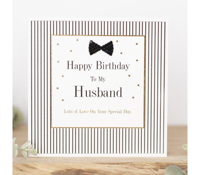 Happy birthday to my husband, lots of love on your special birthday