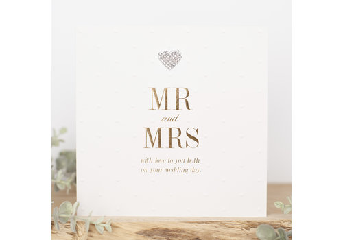 TOUCH OF GOLD MR & MRS XL