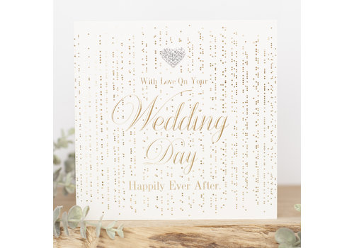 TOUCH OF GOLD WEDDING DAY XL