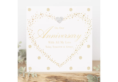 TOUCH OF GOLD ANNIVERSARY XL