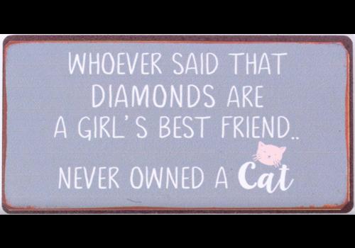 DIAMONDS CAT