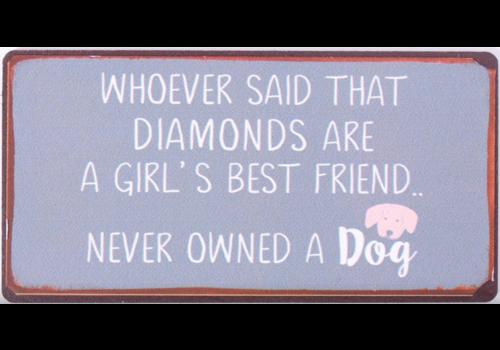 DIAMONDS DOG