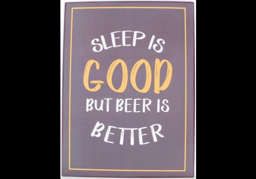 BEER IS BETTER