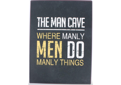 MANLY THINGS