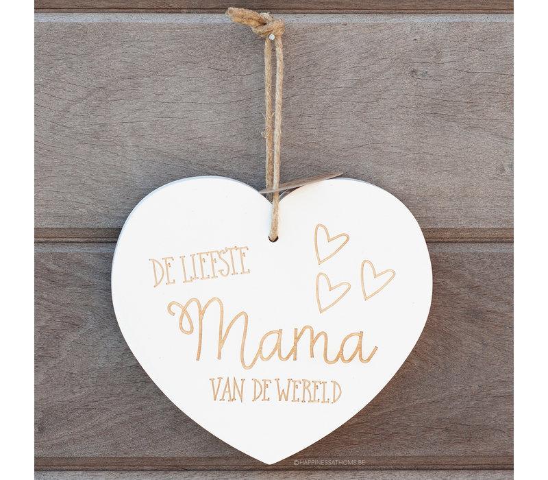 De liefste mama van de wereld