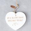 HARTENWENS Wat je in je hart bewaart raak je nooit meer kwijt