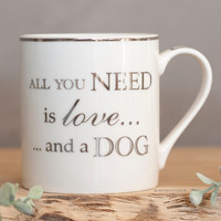 All you need is love...And a dog