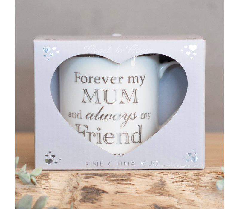 Forever my mum and always my friend