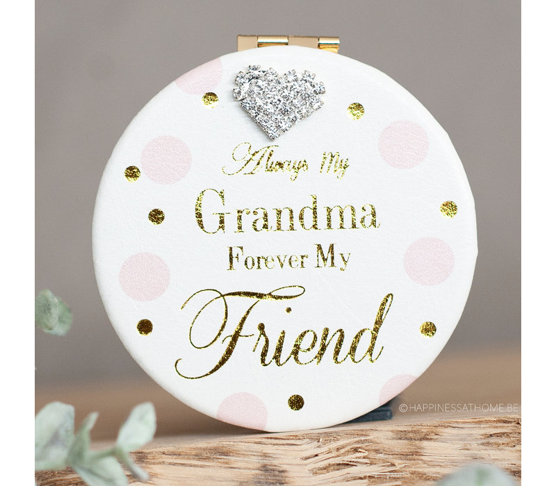 Always my grandma forever my friend