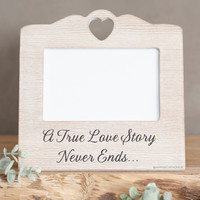A true love story never ends...