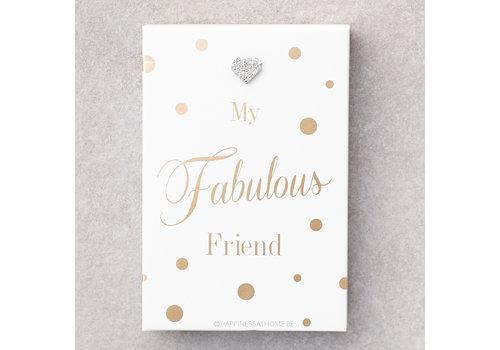 NOTEPAD FABULOUS FRIEND