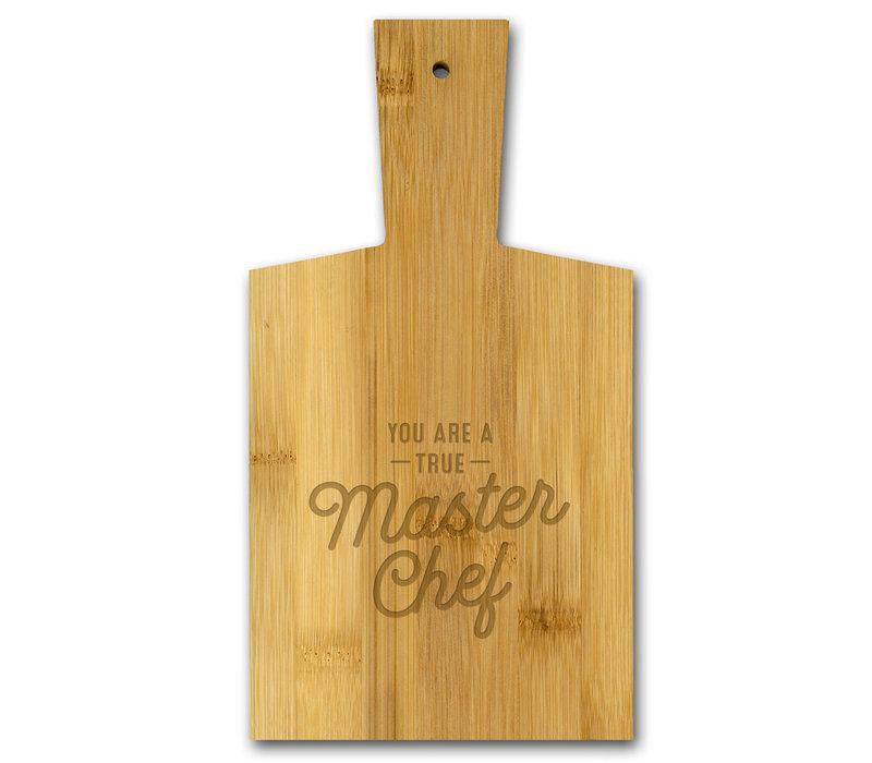 You are a true master chef