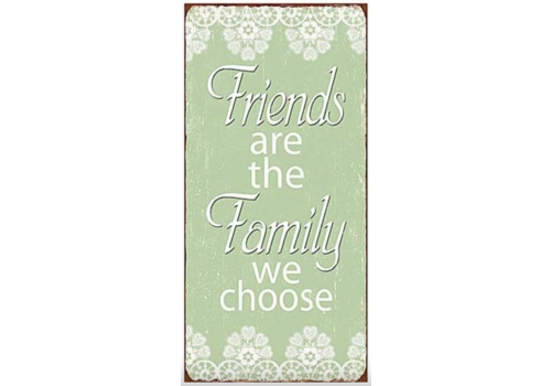 FAMILY WE CHOOSE