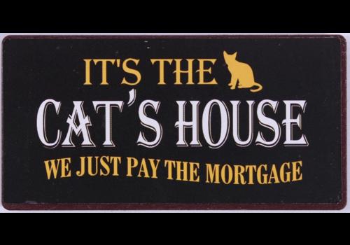 CAT'S HOUSE