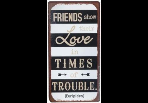 FRIENDS SHOW LOVE