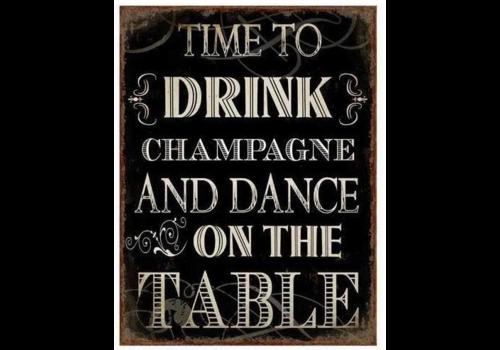 CHAMPAGNE & DANCE