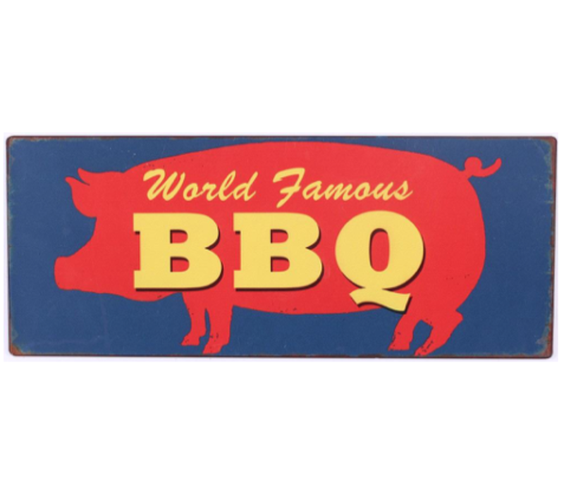 World famous BBQ