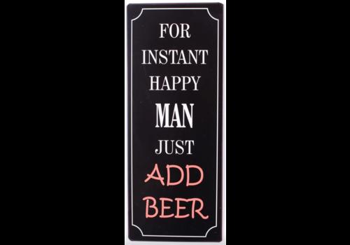 INSTANT HAPPY MAN