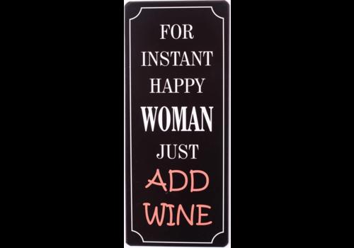 INSTANT HAPPY WOMAN