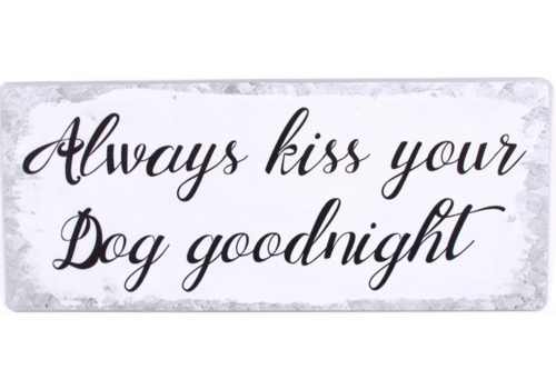 DOG GOODNIGHT
