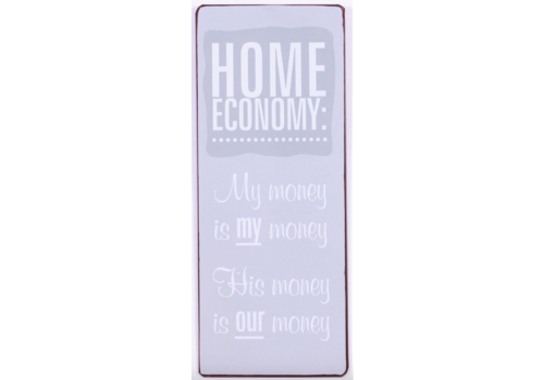 HOME ECONOMY
