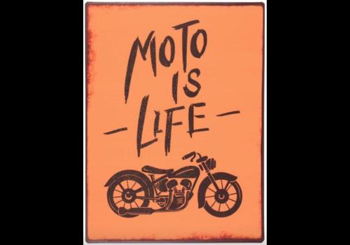 MOTO IS LIFE