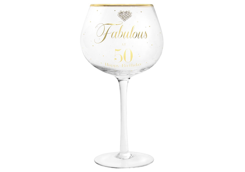 GIN GLAS FABULOUS 50