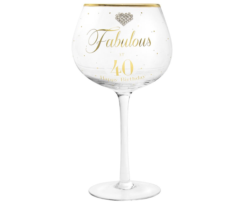 GIN GLAS FABULOUS 40