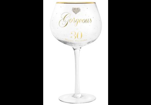 GIN GLAS GORGEOUS 30