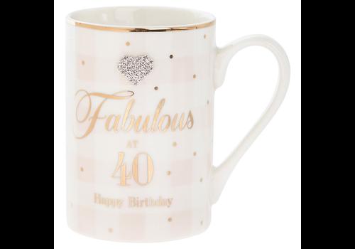 TAS FABULOUS 40