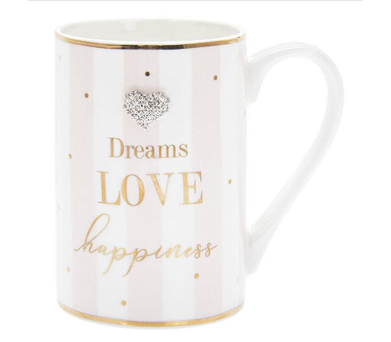 TAS DREAMS LOVE HAPPINESS